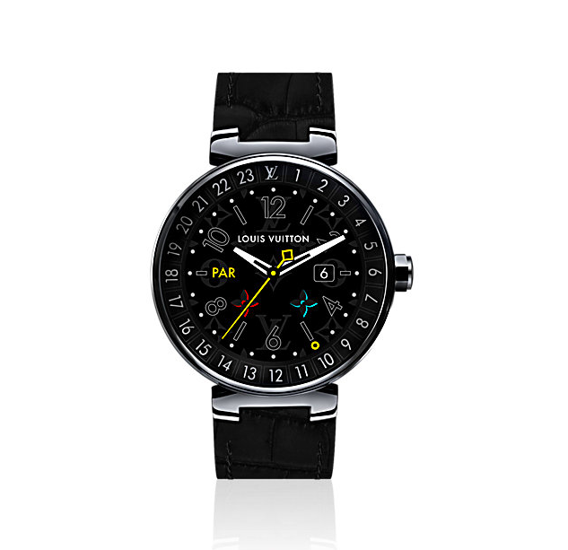 LV Connected Tambour Horizon Black